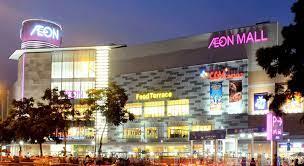 Aeon mall log biên